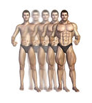 Bodybuilders step by step 1