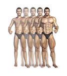 Bodybuilders step by step 1